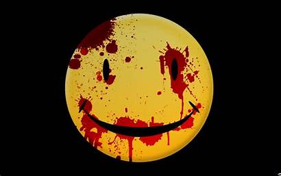 Smiley Face Backgrounds Dark Horror Mood Blood