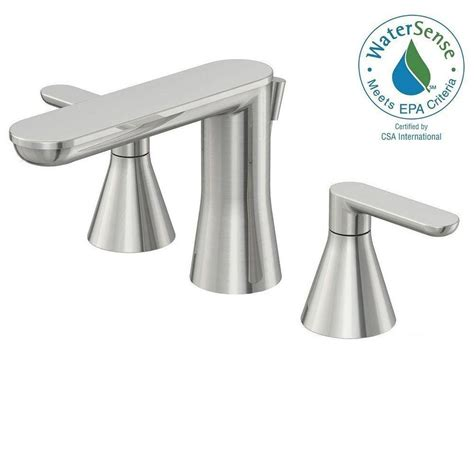 Glacier Bay Faucet Cartridge Assembly by Glacier Bay Chianti 8 In Widespread 2 Handle Bathroom