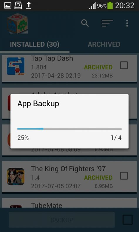 super backup app restore transfer apk  android approm
