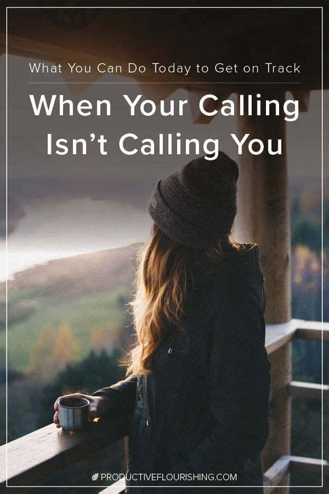 calling isnt calling  time