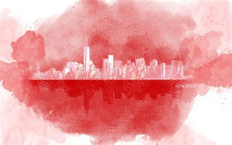 makeup city colour city brush watercolor free image on pixabay