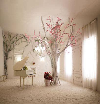 xft elegant indoor piano tree vinyl backdrops