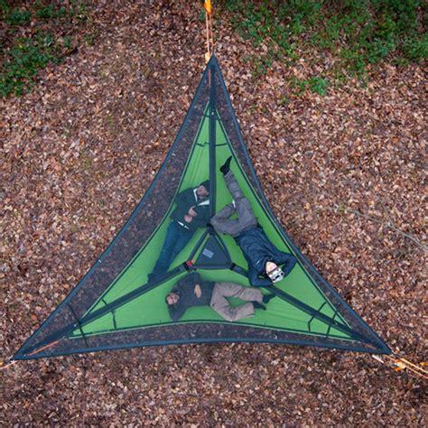 3 Person Hammock Tent by Tentsile Trillium Tensioned Hammock 3 Person