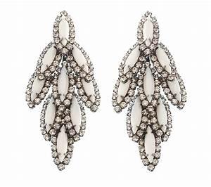 boston wedding statement earrings