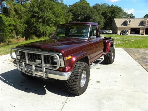 jeep honcho lifted fmeredith14 1982 jeep j10 honcho specs photos