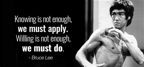sharing bruce lees wisdom   quotes