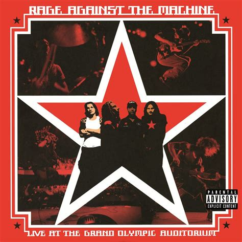 Rage Against the Machine Live at the Olympic