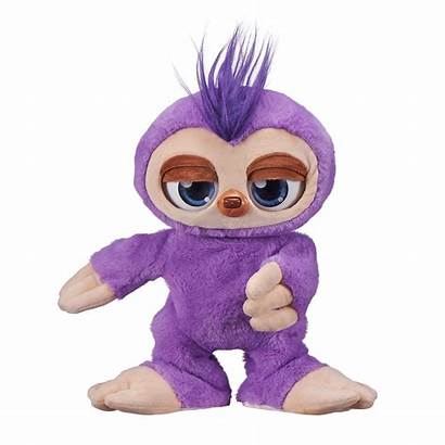 Fifi Sloth Flossing Alive Pets Peluche Toy