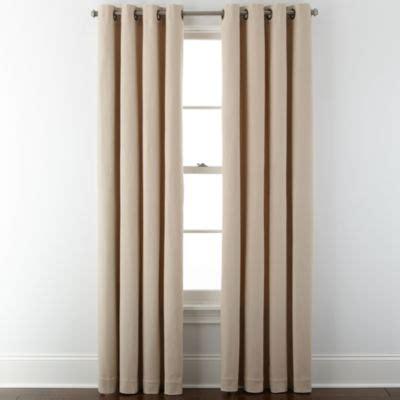 jc penneys drapes jcpenney home pembroke grommet top curtain panel jcpenney