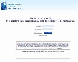 Assurance Auto Banque Populaire : g rer compte cyberplus occitane facilement ~ Medecine-chirurgie-esthetiques.com Avis de Voitures