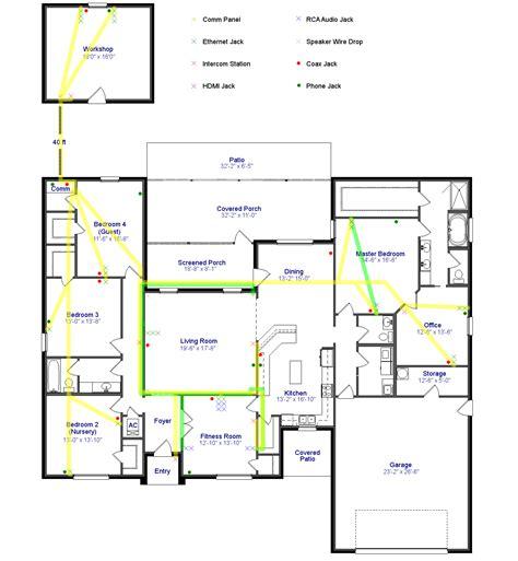 home design diagram standard house wiring diagrams standard get free image