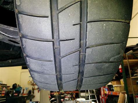 Inside Tire Wear Pattern Question