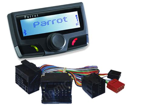 ford transit connect parrot bluetooth car kit with sot lead ebay