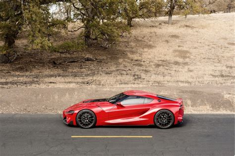 Toyota Ft1 Concept Will Spawn New Supra Report