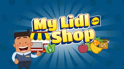 lidl shop de angebote my lidl shop un joc creat de lidl care implică at 226 t