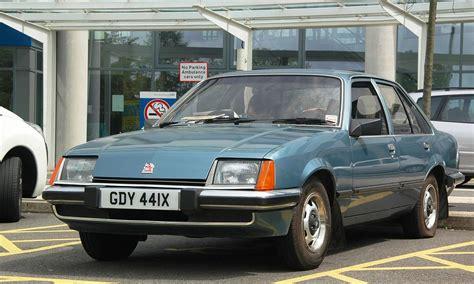 Opel Vauxhall by Vauxhall Carlton