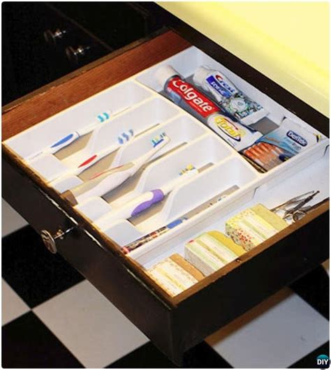 cutlery tray home organization ideas picture instructions