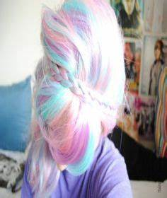 Neon Hair Color on Pinterest