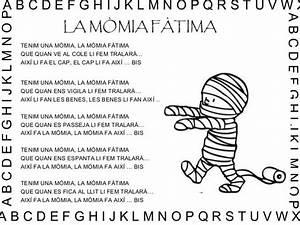 Canci U00f3n De La Momia Fatima