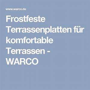 Terrassenplatten Von Warco : die 25 besten terrassenplatten ideen auf pinterest terassenplatten pflastersteine f r die ~ Sanjose-hotels-ca.com Haus und Dekorationen