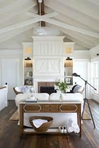 farmhouse livingroom 27 comfy farmhouse living room designs to digsdigs