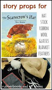 story props for The Scarecrow's Hat from rubberboots and ...