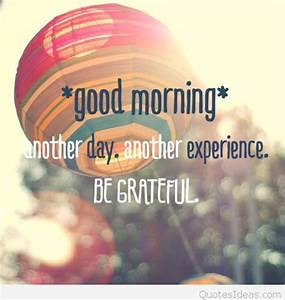 Good morning tumblr quotes