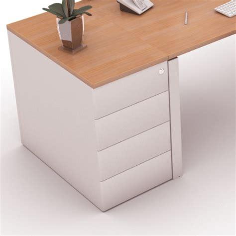 bureau avec caisson