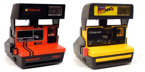vintage polaroid cameras  sale polaroid madness ireland