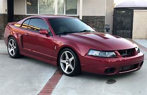 18k-Mile 2003 Ford Mustang SVT Cobra for sale on BaT Auctions - sold for $26,900 on April 19 ...