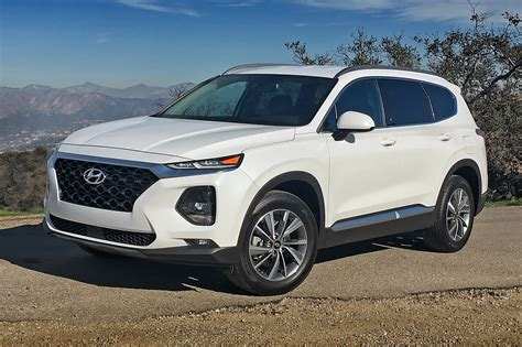 2019 Hyundai Santa Fe Review It Delivers On Its Promises