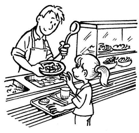 dessin de cuisine à imprimer sélection de dessins de coloriage cuisinier à imprimer sur