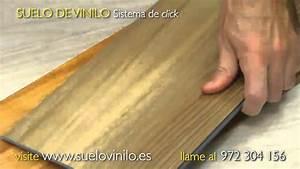 parquet de vinilo montaje suelo pvc youtube With parquet en pvc