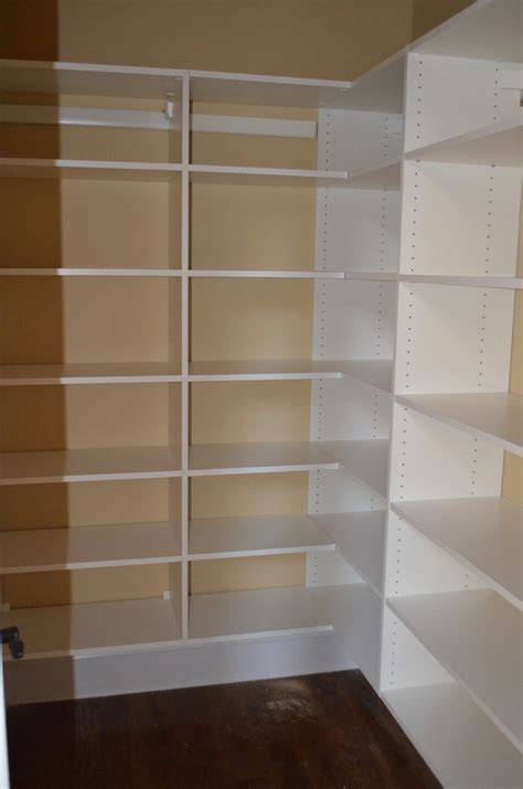 pantry shelving innovative closet glass cornelius nc