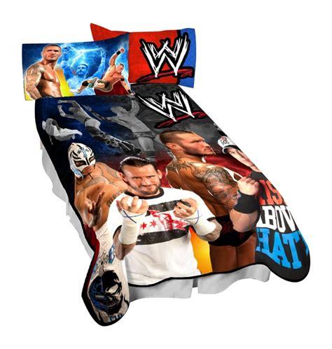 wwe wrestling bedding and bedroom decor bedroom theme