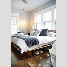 1000+ Ideas About Diy Bed Frame On Pinterest  Diy Bed