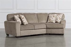 Patola park 2 piece sectional w raf cuddler chaise for Sectional sofa with chaise and cuddler