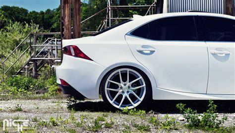 lexus is 250 custom wheels lexus is250 f sport with niche targas wheel and tire package