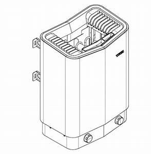 Tylo Sense Sport 8kw Sauna Heater