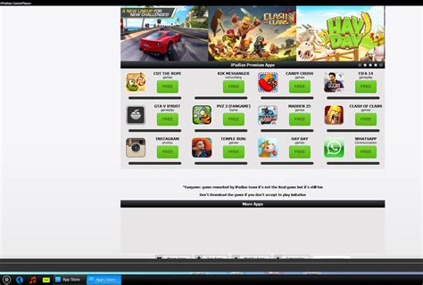 how to play ios apps on pc run iphone and apps on