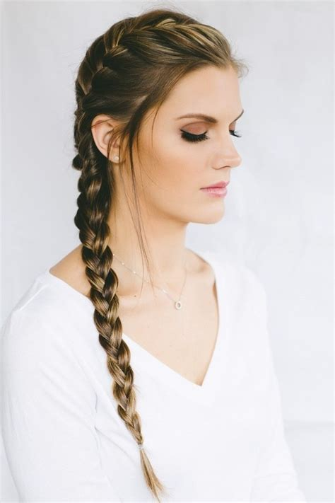 What are some quick cute good hairstyles for long hair