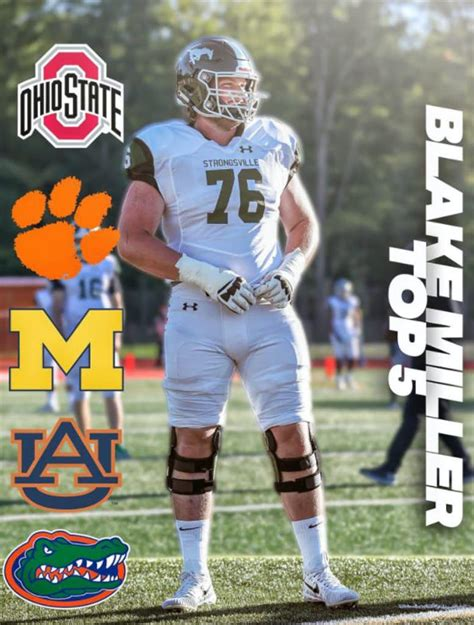 Ohio State in the Top 5 for Blake Miller