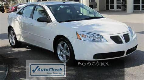 2007 Pontiac G6 White Sunroof 17