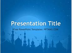 Islam PowerPoint Template PPTMAG