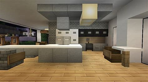 Minecraft Modern Kitchen Ideas by Minecraft Kitchen Designs Trends For 2017 Minecraft