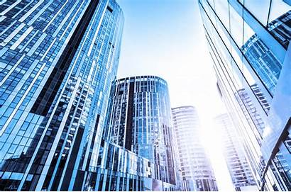 Buildings Business Grid Interactive Modern Building Opportunity