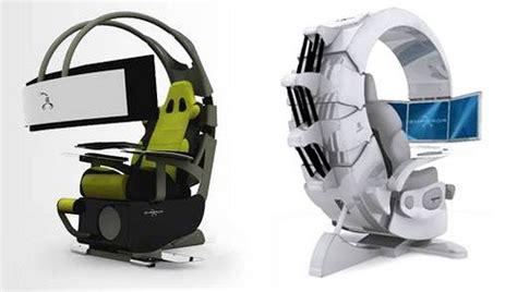 fauteuil joueur jeu video chaise gamer