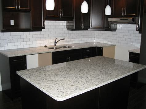 moon white granite with dark cabinets kitchen island tropical moon white granite home depot