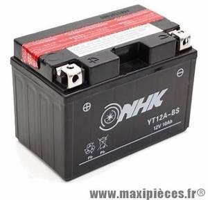 Peut On Recharger Une Batterie Sans Entretien : batterie pour scooter 10 ah maxi pi ces 50 ~ Medecine-chirurgie-esthetiques.com Avis de Voitures