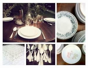 Location Vaisselle Vintage : location de vaisselle vintage pour votre mariage ~ Zukunftsfamilie.com Idées de Décoration